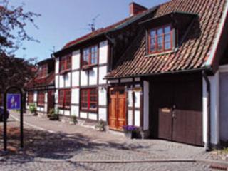 Exklusivt boende i gammal stadsgård MITT i Ystad