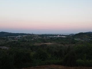 Porzione di Villa con piscina vista mare