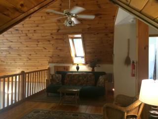 Mountain Laurel Chalet:  10 Acre Retreat In Helen!