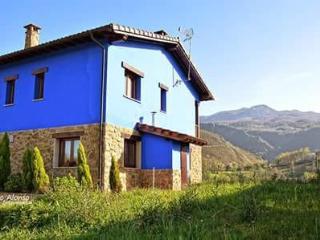Alquiler casa de aldea  La Xana Azul .Con Vistas., Nava