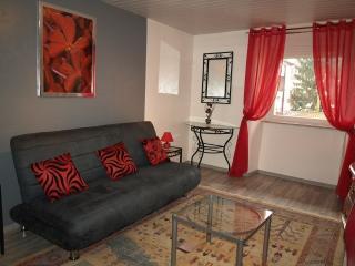 Appartement de charme Geranium à Thann en Alsace