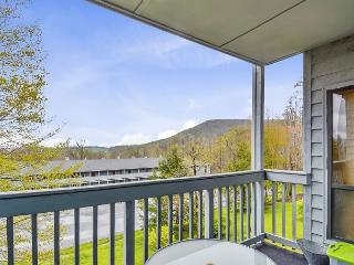 Comfortable one bedroom condo is simply all you need for a weekend getaway!