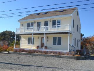 amazing ocean views, 2 master suites, completely renovated, just steps to beach