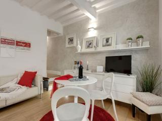Dado Suite apartment in Oltrarno with WiFi & air conditioning.