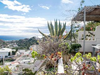 Apartment with large terrace and panoramic views, Mojacar