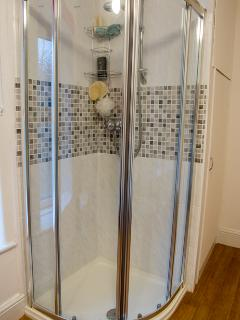 Fantasticly powerful Shower!