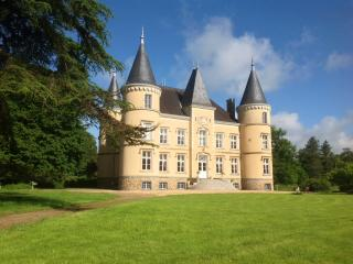 Fairytale Castle: Private Lake, Pool, Gym & Cinema, Meslay-du-Maine