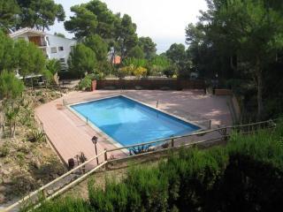 Estudio para 2-4 personas con piscina, Calella de Palafrugell