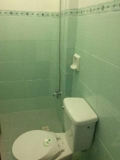all rooms have its own bathroom