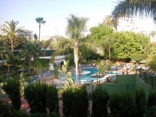 Beach side Penthouse For Rent, Puerto Banus, Nueva Andalucia