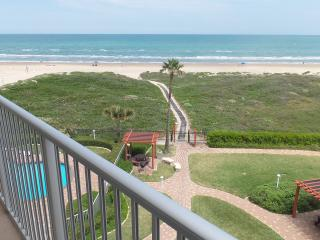 407 BEACHFRONT PARADISE, South Padre Island