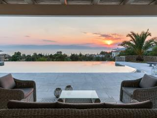 Porto Heli -  Villa  Mimosa a beautiful a a beautiful villa with 5 bedrooms and pool near to beach -, Thermisia