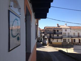 Valle del Jerte, casa Grande, Casas del Castanar