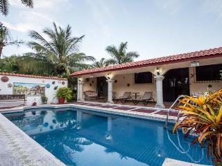 Island House - Private Walk-to-All Home, Pool, 4 Blocks to Ocean, Cozumel