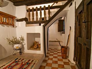 Valle del Jerte, casa El Callejon de la Gila, Casas del Castanar