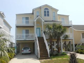 Mile Zero - 2 Bedroom Home With Private Baths ~ RA72934, Holden Beach