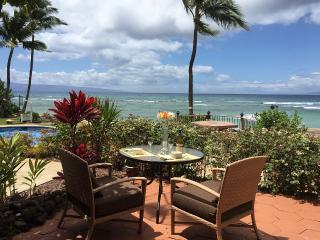 106 - Ocean Front - Beautiful Sunsets and Views, Lahaina