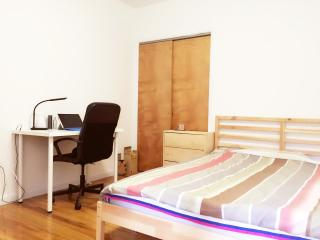 Clean & Simple 1-BR apt near Columbia University, New York City