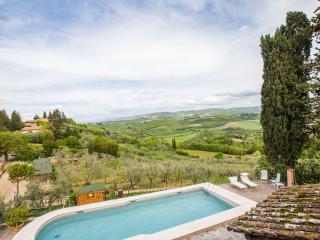 La Vite Agriturismo La Villa Romita, Tavarnelle Val di Pesa