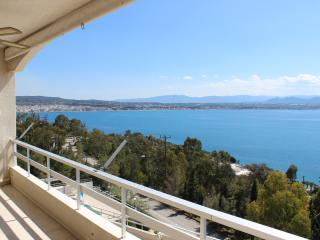 Luxury apart. w/ spectacular views, Loutraki