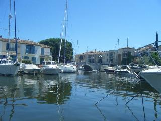 Three bed, three bathroom house in Port Grimaud.