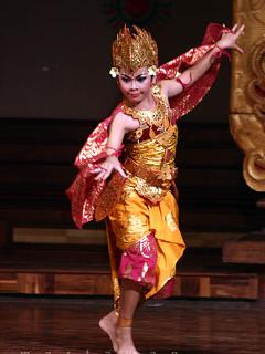 Balinese. So beautiful so nice.