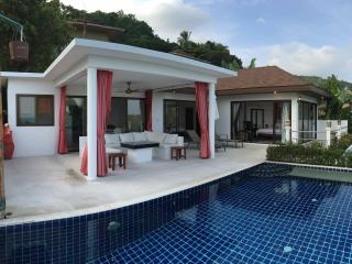Mangosteen Villa 2 Bd Sea View, Lamai Beach