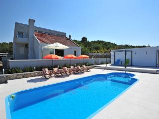 Luxurious villa with outdoor pool, Trogir