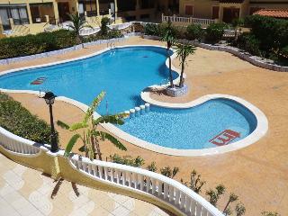 Estudio con piscina 250 playa La Mata
