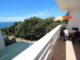 Sea view apartment Iva 2, only 40m from the beach, Kozino