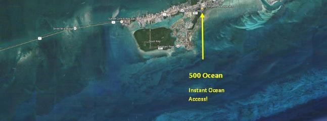 Google Earth View - 500ocean Instant Ocean Access