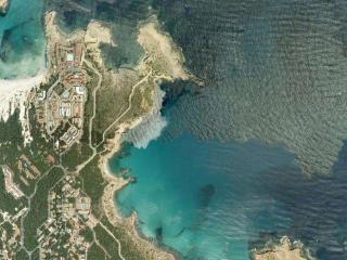 Playa Arenal de Son Saura y Castell - Menorca, Son Parc