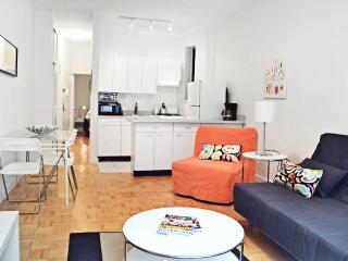 Amazing light, Modern 1BR
