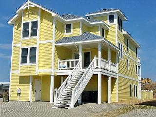 Cabana - Oceanfront, Pool, Sleeps 18, pool, spa, Nags Head