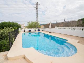 Villa privada: Piscina privada, completo aire Con & WiFi, Javea