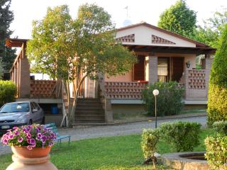 La Casina di Villa Calabro con parco e piscina