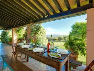 Breathtaking Seaview Villa Toscana