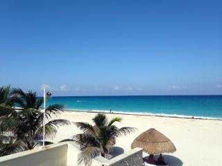 Departamento en la playa de cancun zona hotelera, Cancún