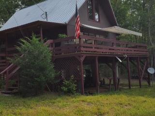 A Frame Cabin /Rainbow River Access/Fall Special, Dunnellon