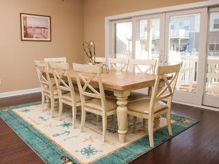 Seaside Village 4BC - Brand New Waterfront Townhome!