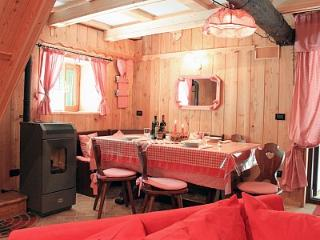 Rustico Chalet a Passo Lanciano