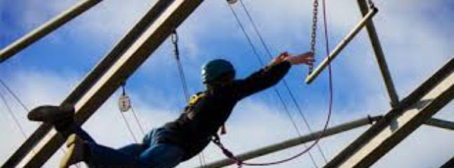 High Ropes at The Hub, Barnard Castle