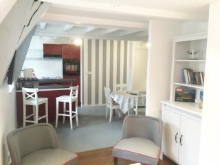Appartement neuf dans immeuble classé