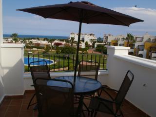 Alquiler de apartamento con vistas al mar RA354, Vera