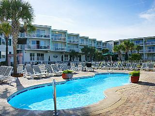 This Tybee Island Vacation Condominium offers a Great Location with 3 Swimming Pools