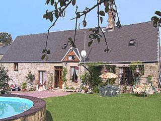 Idyllic 19th Century Farmhouse, Saint-Michel-de-Montjoie