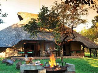 Two-bedroom Lodges at Lokuthula, Victoria Falls.