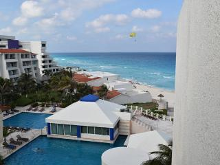 Solymar ocean front Studio 1905 Hotel Zone, Cancun