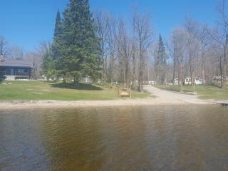 New Listing! Wonderful 3BR Spring Lake Home w/Wifi, Expansive Porch & Stunning Sand Lake Views - Located in the Chippewa National Forest!