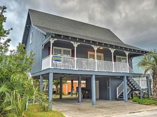 Breezy 4BR Garden City Beach House w/Private Deck